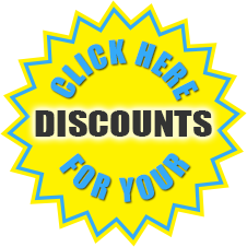 Discount on instructors' page
